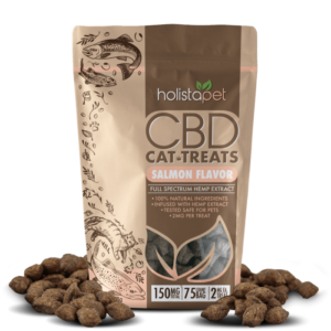Buy Holistapet CBD Treats for Cats