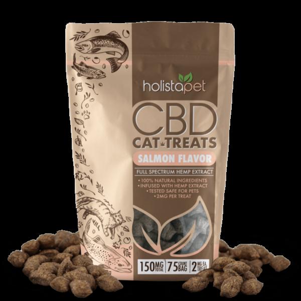 Buy Holistapet CBD Treats for Cats