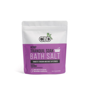 CBD Bath Salts