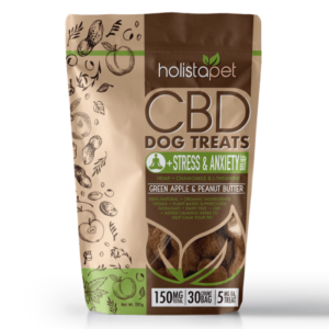 Holistapet Organic CBD Dog Treats