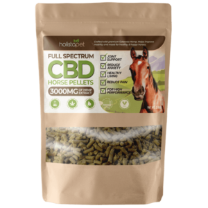 CBD Pellets for Horses