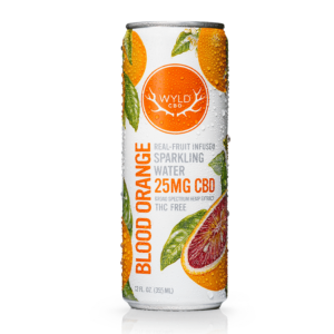 Blood Orange Sparkling Water