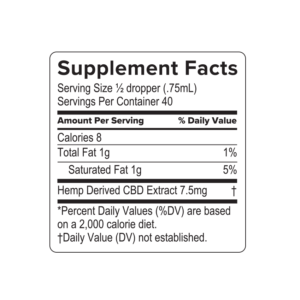 hemp supplements