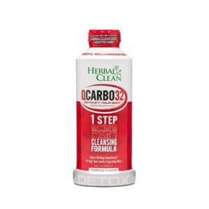 herbal clean qcarbo32