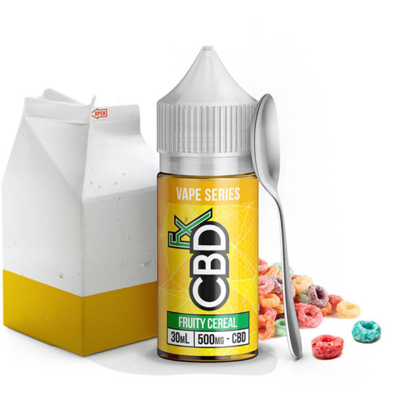 fruity cereal vape juice